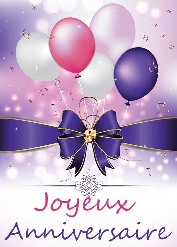 Happy Birthday Joyeux Anniversaire Monique Piriou Pctr Up
