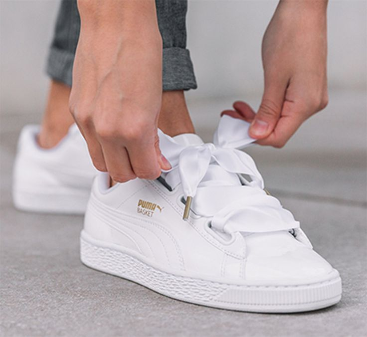 Puma Basket Noeud Papillon