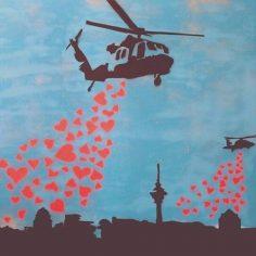 Banksy | Santiago, Chile – ncourbon