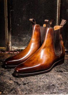 J.M WESTON Made in France Chaussures pour la vie. La semelle est remplacée quand nécessaire. – remyleveque9