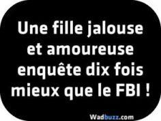 Une fille jalouse et amoureuse enquête dix fois mieux que le FBI ! – brouwers0392