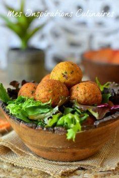 Boulettes de lentilles corail cuisine végétarienne – alfieri0016