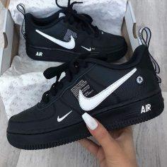 Tendance Sneakers pour cette sélection «noir» – sohaneromano88