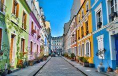 "rue près de la Gare de Lyon – les plus belles rues ""secrètes"" de Paris – lma0220"