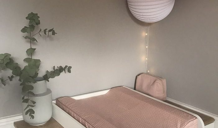 Chambre rose pastel et blanche #rose #pastel #blanc #chambre ...