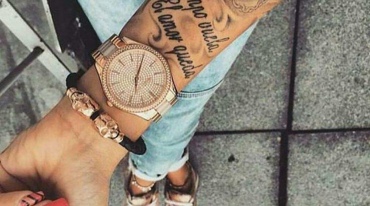 Tatouage Swag Avant Bras Ou Manchette Idees Pour Hommes Et Femmes Pctr Up
